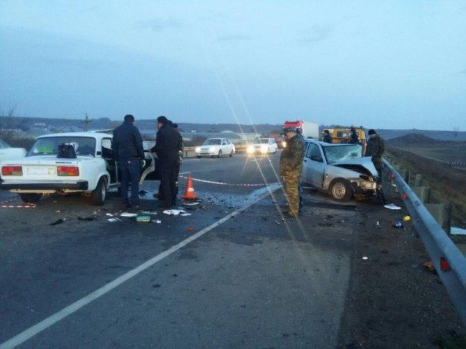 В КБР из-за уснувшего водителя в ДТП погибли три человека (1)