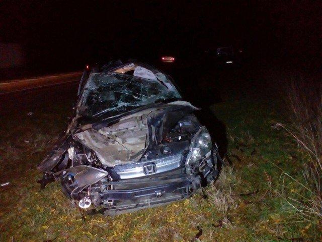 Под Краснодаром по вине пьяного водителя погиб пассажир