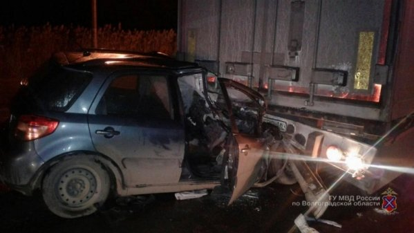 Три человека погибли в ДТП с тягачом в Кировском районе Волгограда (1)