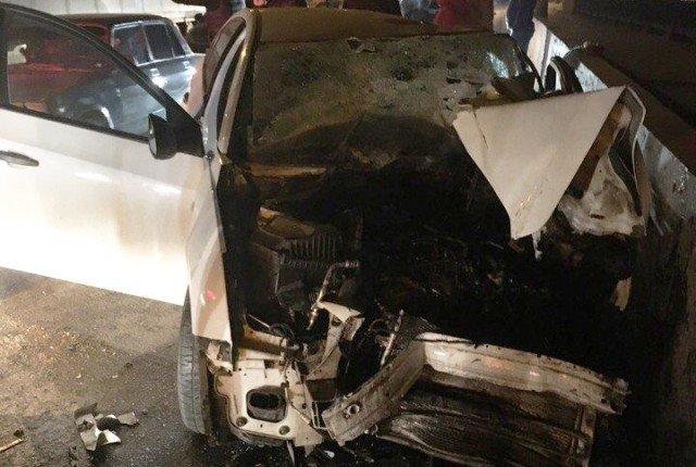 Женщина-водитель погибла в ДТП с КамАЗом на юге Волгограда (1)
