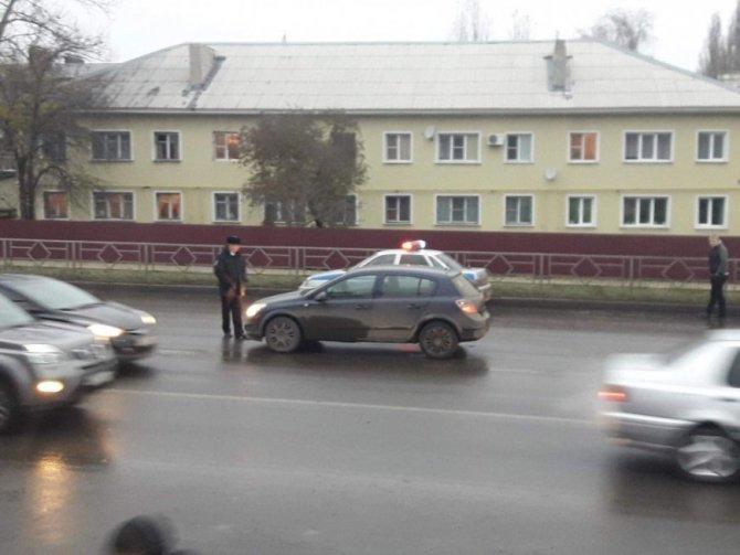 На трассе «Липецк-Грязи» автомобиль насмерть сбил 13-летнего ребенка