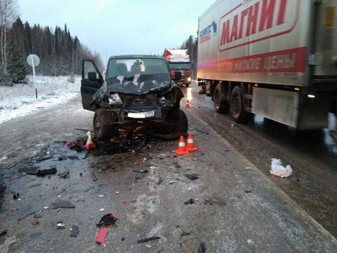 В ДТП на трассе «Пермь-Березники» погибла мать с двумя детьми (2)