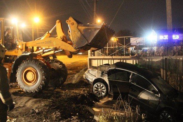 В Туле при столкновении двух автомобилей Volkswagen погиб мужчина (4)