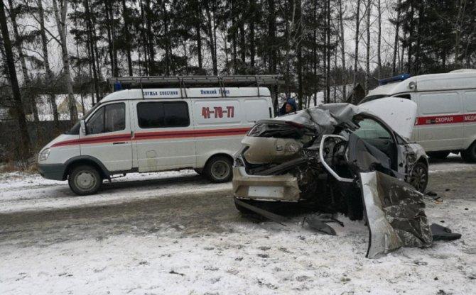 Две женщины погибли в ДТП под Нижним Тагилом (3)