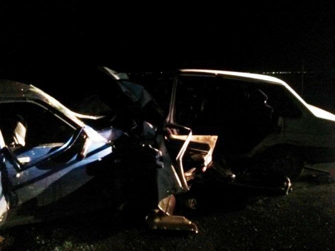 Два человека погибли при столкновении двух ВАЗов под Оренбургом (1)