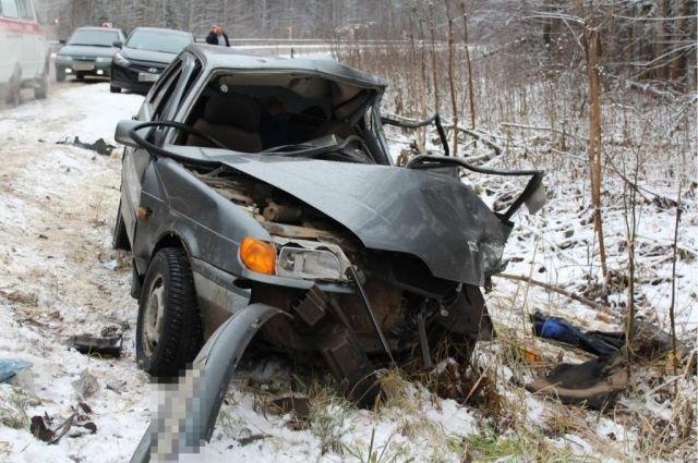 Два человека погибли в ДТП на трассе Кукуштан – Чайковский (1)