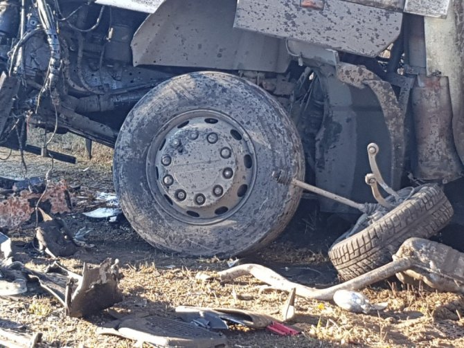 Под Владимиром столкнулись фура и Mercedes – погиб водитель легковушки (2)