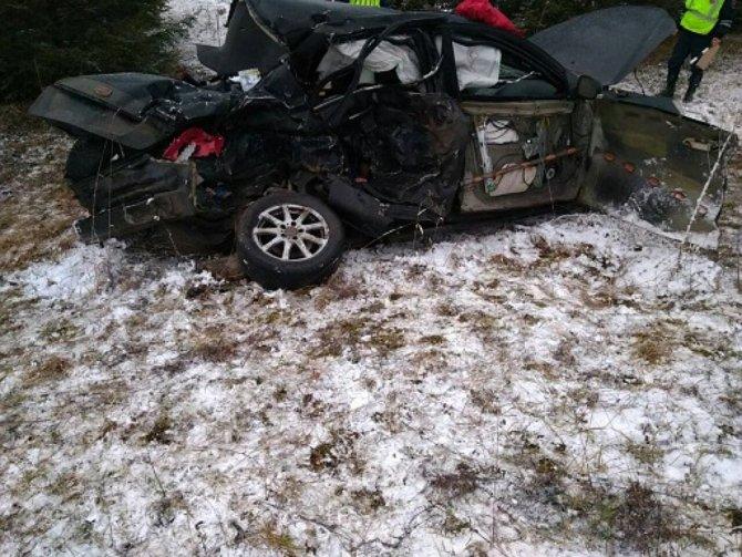 В ДТП на трассе «Пермь-Березники» погибла мать с двумя детьми (1)