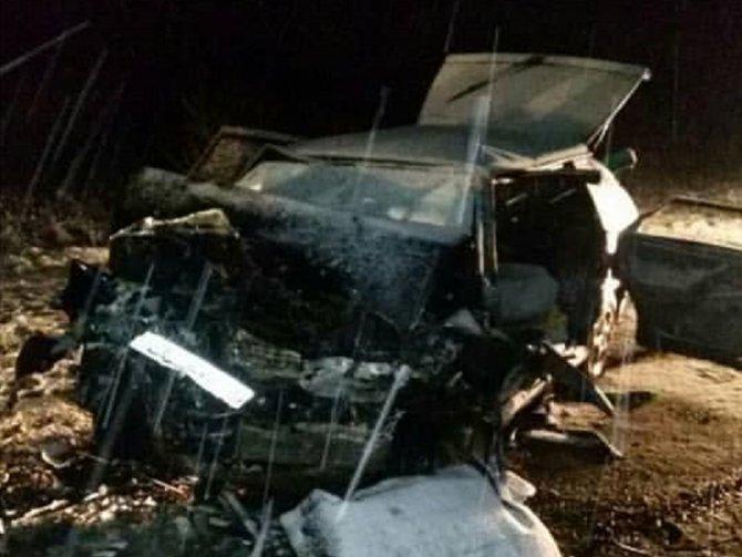 Женщина погибла в ДТП в Красноармейском районе
