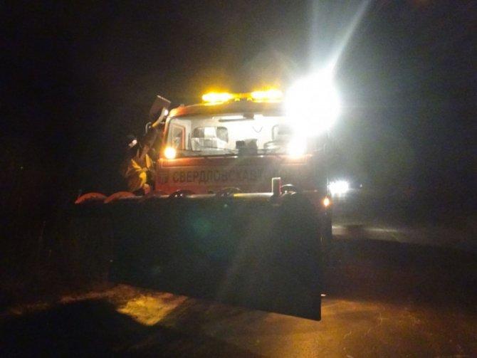 В Свердловской области снегоуборочная машина насмерть сбила 12-летнюю девочку (2)