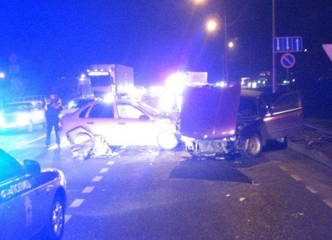 Пассажирка иномарки погибла в ДТП в Новороссийске