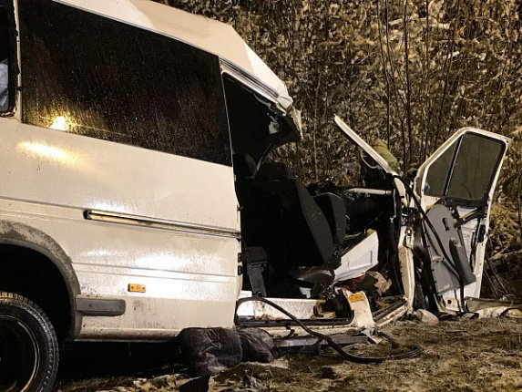 Второе уголовное дело возбуждено после ДТП с 15 погибшими в Марий Эл (2)