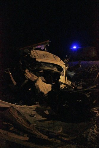 В ночном ДТП с грузовиками на Пермском тракте погибли три человека (3)