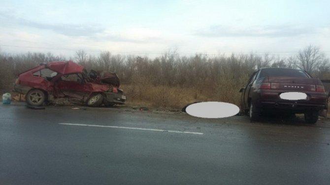 Четыре человека погибли в ДТП на трассе «Гай – Ириклинский»