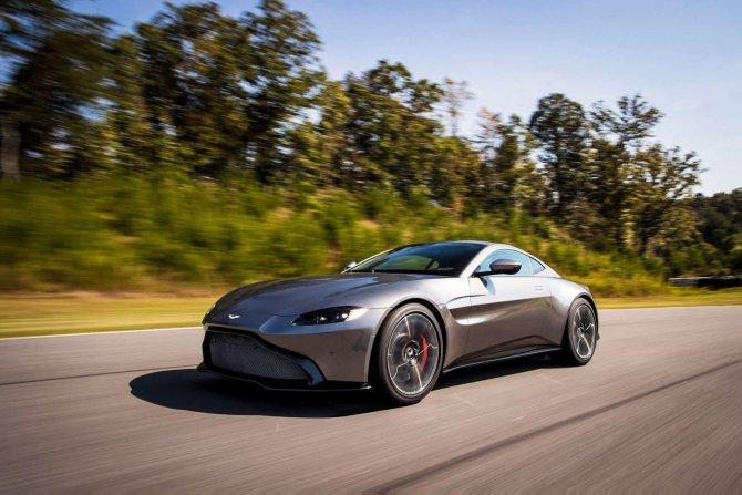 Aston Martin Vantage 2018 Way