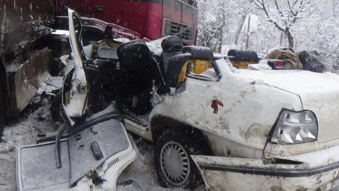 8-летняя девочка погибла в ДТП с фурой в Костроме (3)