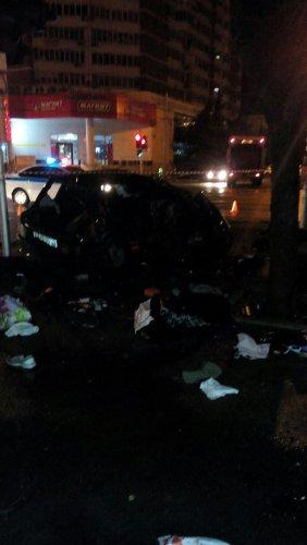 Два человека погибли в ДТП по вине пьяного водителя в Краснодаре (1)