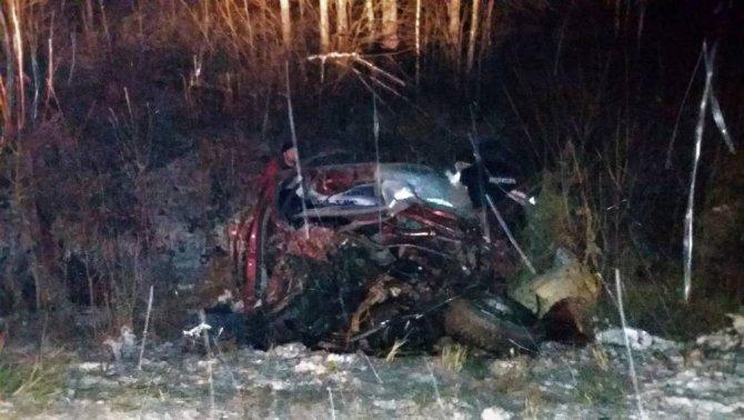 В Прикамье в массовом ДТП погибла девушка (1)