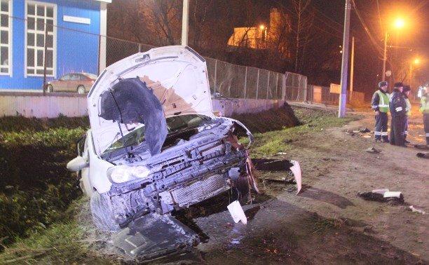 В Туле при столкновении двух автомобилей Volkswagen погиб мужчина (7)