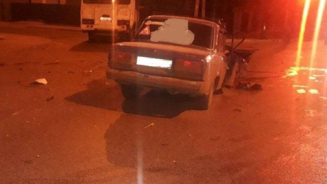 Семь человек пострадали в ДТП с автобусом в Оренбурге (1)