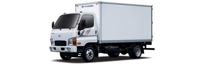 На российском рынке начались продажи грузового Hyundai HD35 City (2)