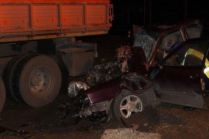 Четыре молодых человека погибли в ДТП с грузовиком на Кубани (1)