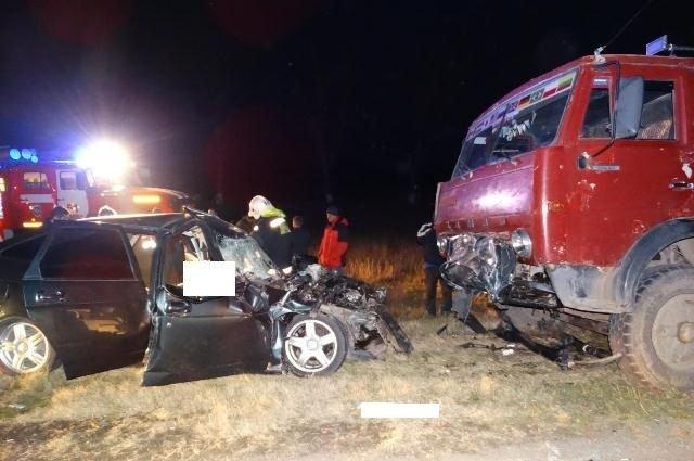16-летняя девушка погибла в ДТП с грузовиком на Ставрополье