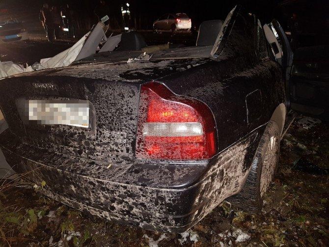 Водитель Volvo погиб в ДТП с КамАЗом под Уфой (1)