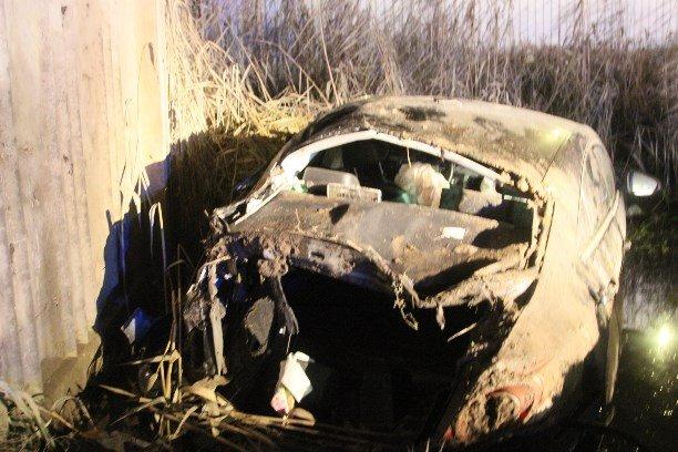 В Туле при столкновении двух автомобилей Volkswagen погиб мужчина (3)
