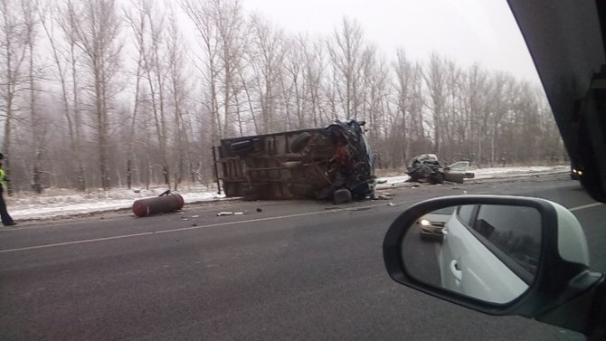 Два человека погибли в массовом ДТП в Кстовском районе (1)