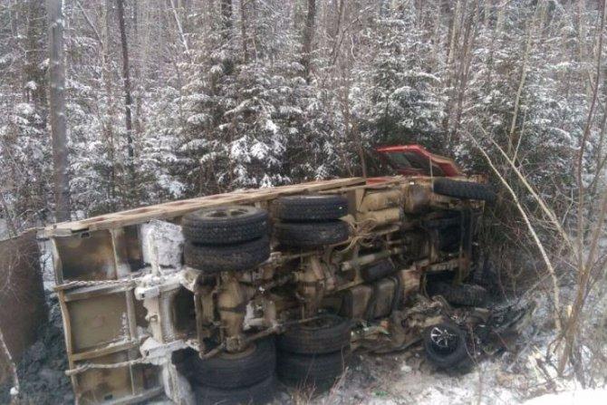 Семья из трех человек погибла в ДТП в Хабаровском крае (1)