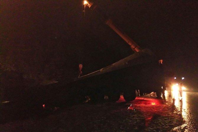 В массовой аварии на Восточном обходе Перми погибла молодая женщина (3)