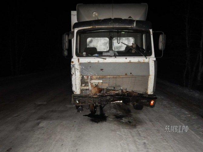 Девушка-водитель погибла в ДТП на трассе «Омск - Муромцево» (1)