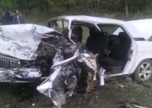 Водитель «Волги» погиб в ДТП в Краснодаре