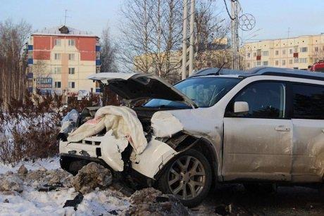 Молодой пассажир «Приоры» погиб в ДТП в Нефтеюганске (3)