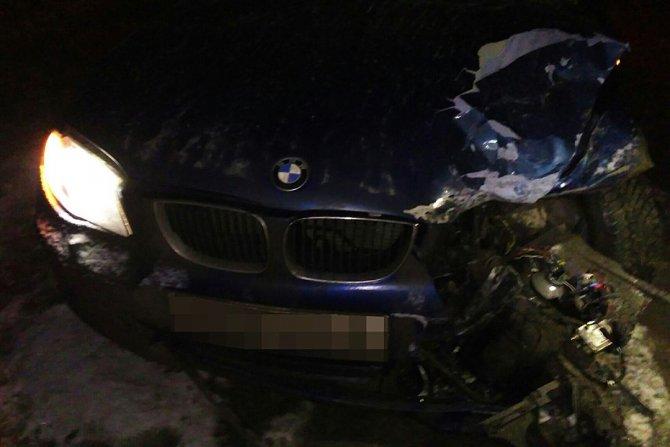 В массовой аварии на Восточном обходе Перми погибла молодая женщина (2)