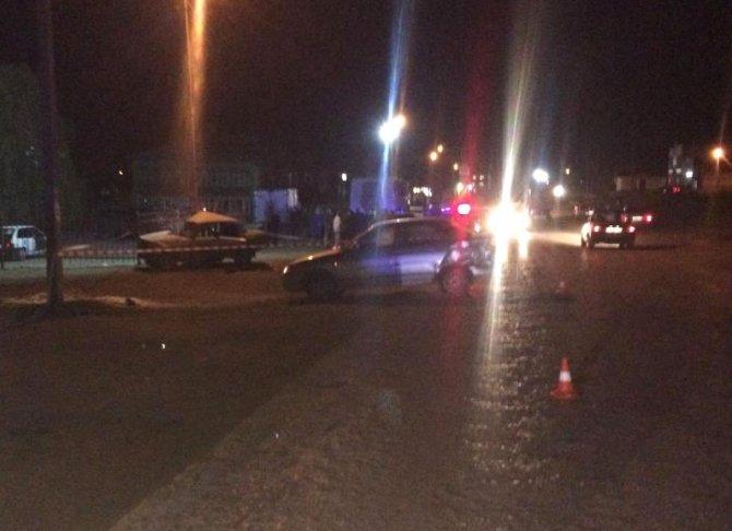 Женщина погибла в ДТП в Астраханской области
