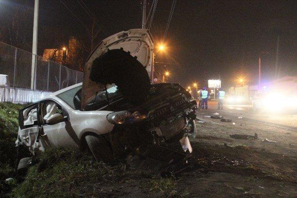 В Туле при столкновении двух автомобилей Volkswagen погиб мужчина (6)