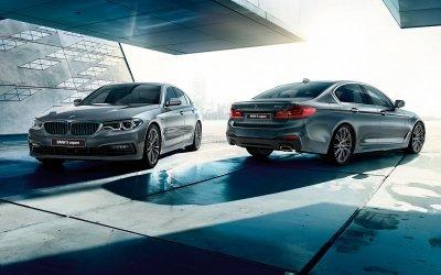 Бизнес. Лучший. Спорт. Новый BMW 5 серии в АВИЛОН.