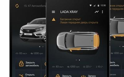 Lada Connect не будет ставиться на Vesta, Xray и Xcode