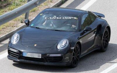 Новый Porsche 911 Turbo S может получить 630-сильный двигатель