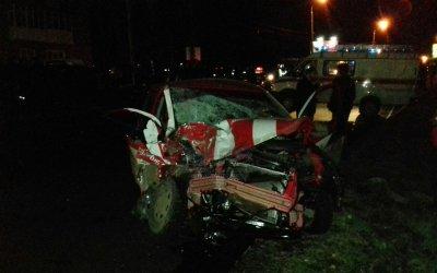 Пьяный водитель устроил смертельное ДТП в Павлове