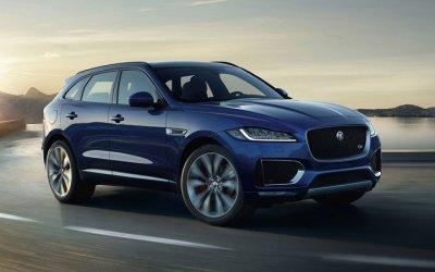 Jaguar F-PACE с преимуществом до 450 000 рублей ждет Вас в АВИЛОН