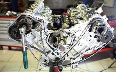 Доверь ремонт двигателя Nissan профессионалам!