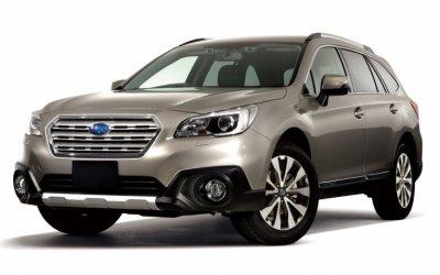Обновленная модель Subaru Outback