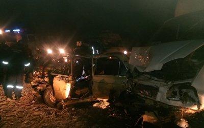 Мужчина погиб в тройном ДТП под Шемышейкой