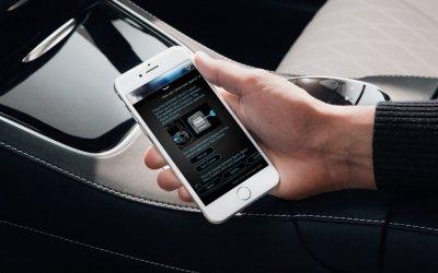 Автомобили Mercedes-Benz предупредят хозяина об угоне
