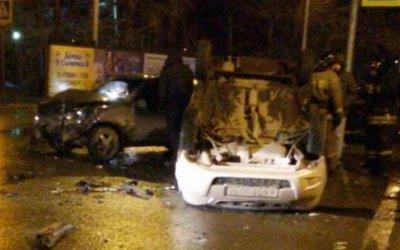 В Яндекс.Такси прокомментировали аварию с участием машины такси в Кемерово