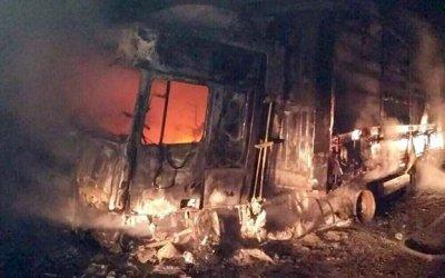 Двое взрослых и ребенок погибли в ДТП под Иркутском