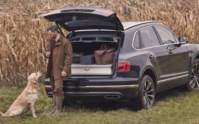 Bentley Bentayga получила «охотничью» версию